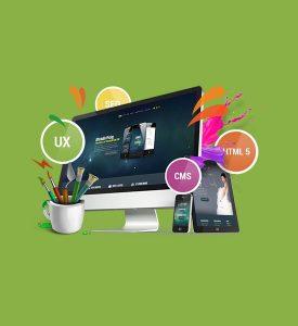 Custom Website Design Canada
