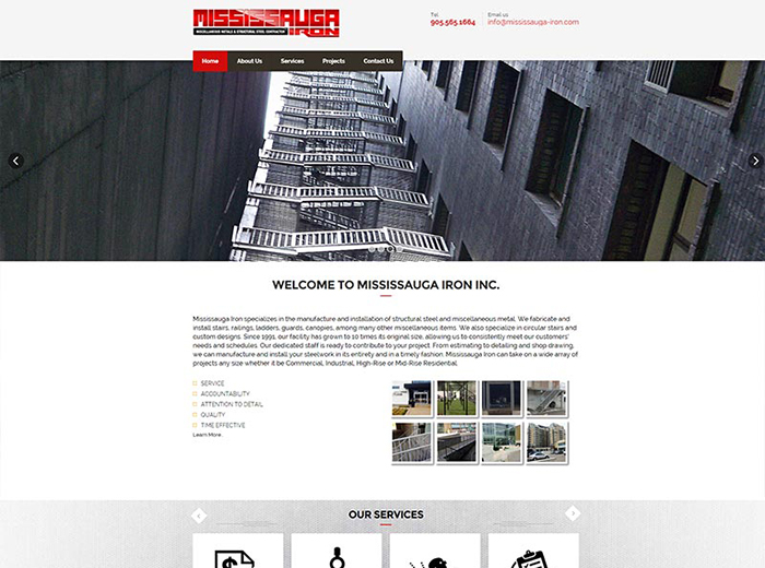 WordPress Web Design Kesnoh