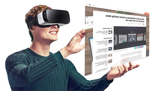 Canada VR Web Design