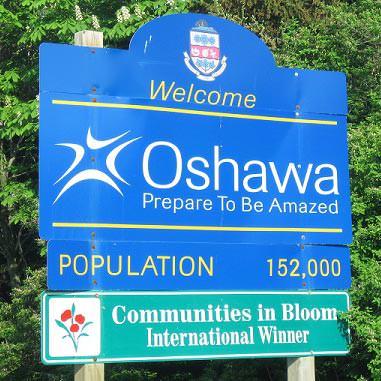 Oshawa Web Design Durham Region