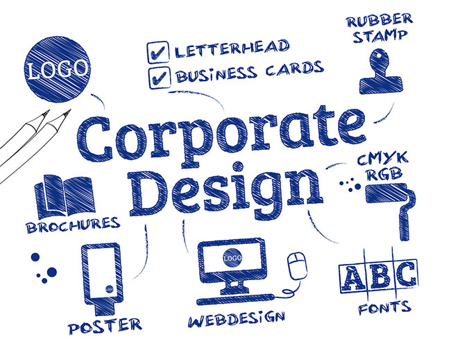 Corporate Identity Graphic Design Services