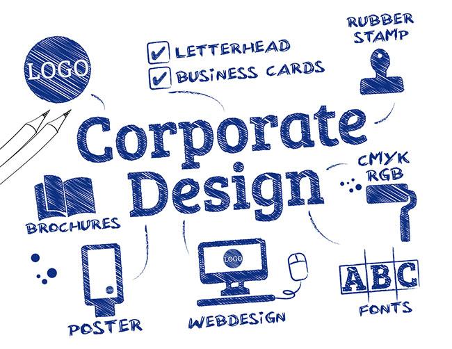 Corporate Identity Graphic Design Services