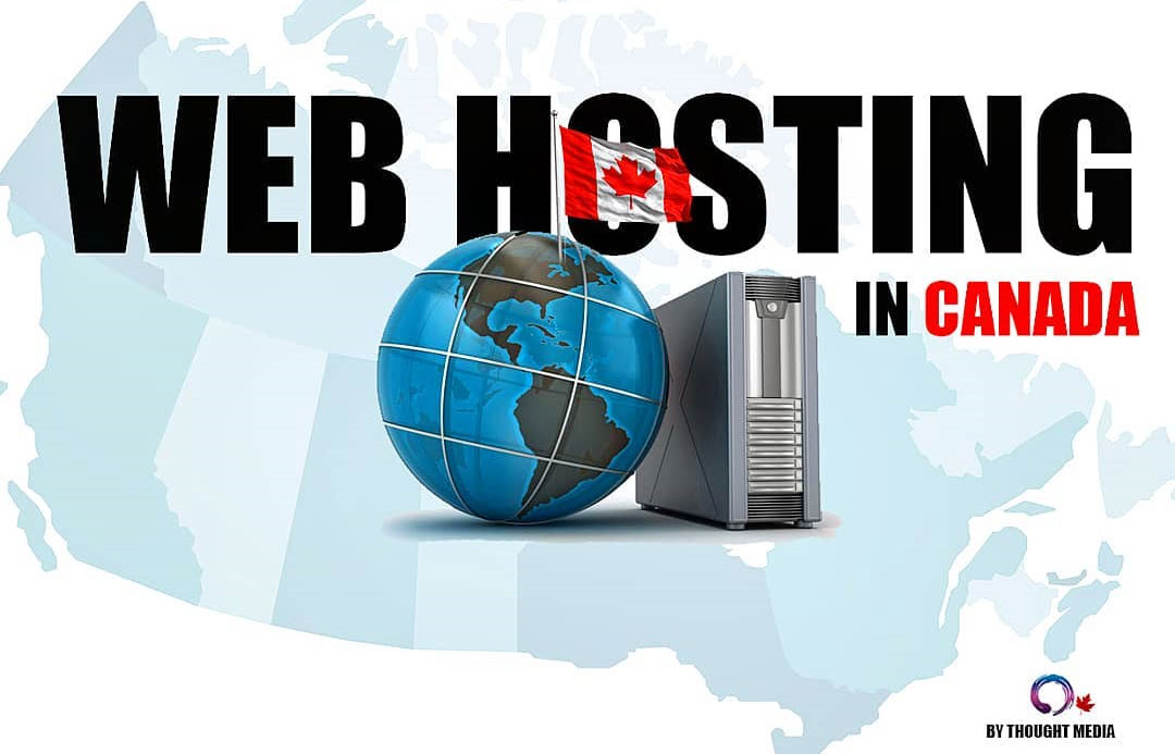 website hosting in canada