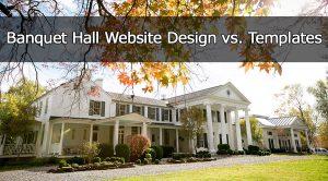 banquet hall web design wedding hall event hall