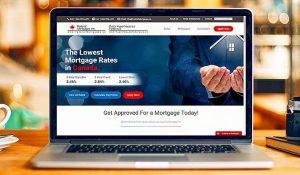 Mortgage Web Design Toronto SEO Company