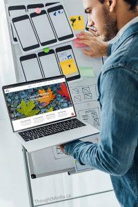web design toronto seo company - Thought Media