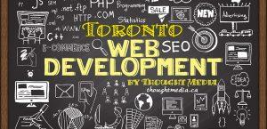 website design toronto web design by thought media
