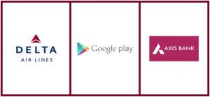 delta google play axis bank