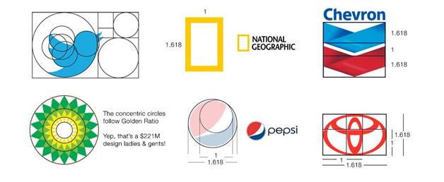 geometry logo design examples