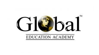 global ed logo design example