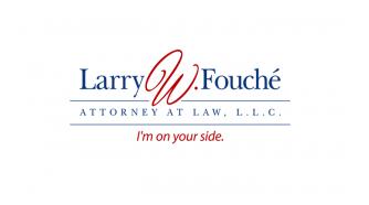 larryfouche logo design