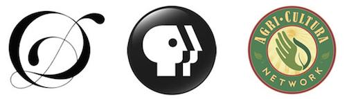 spiral logo design example