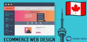 ecommerce website design toronto web design