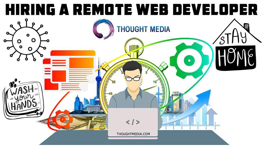Hiring a Remote Website Designer or Web Developer in Canada