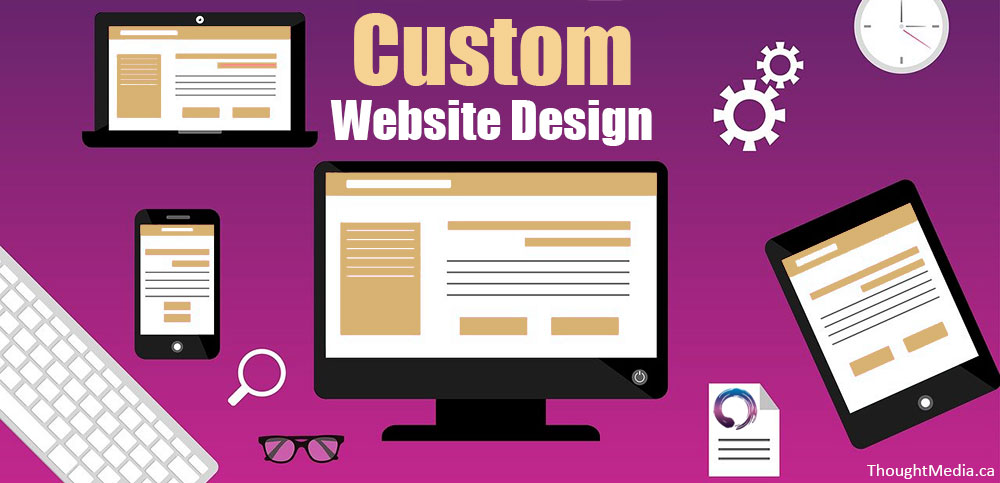 Custom Web Design and Development